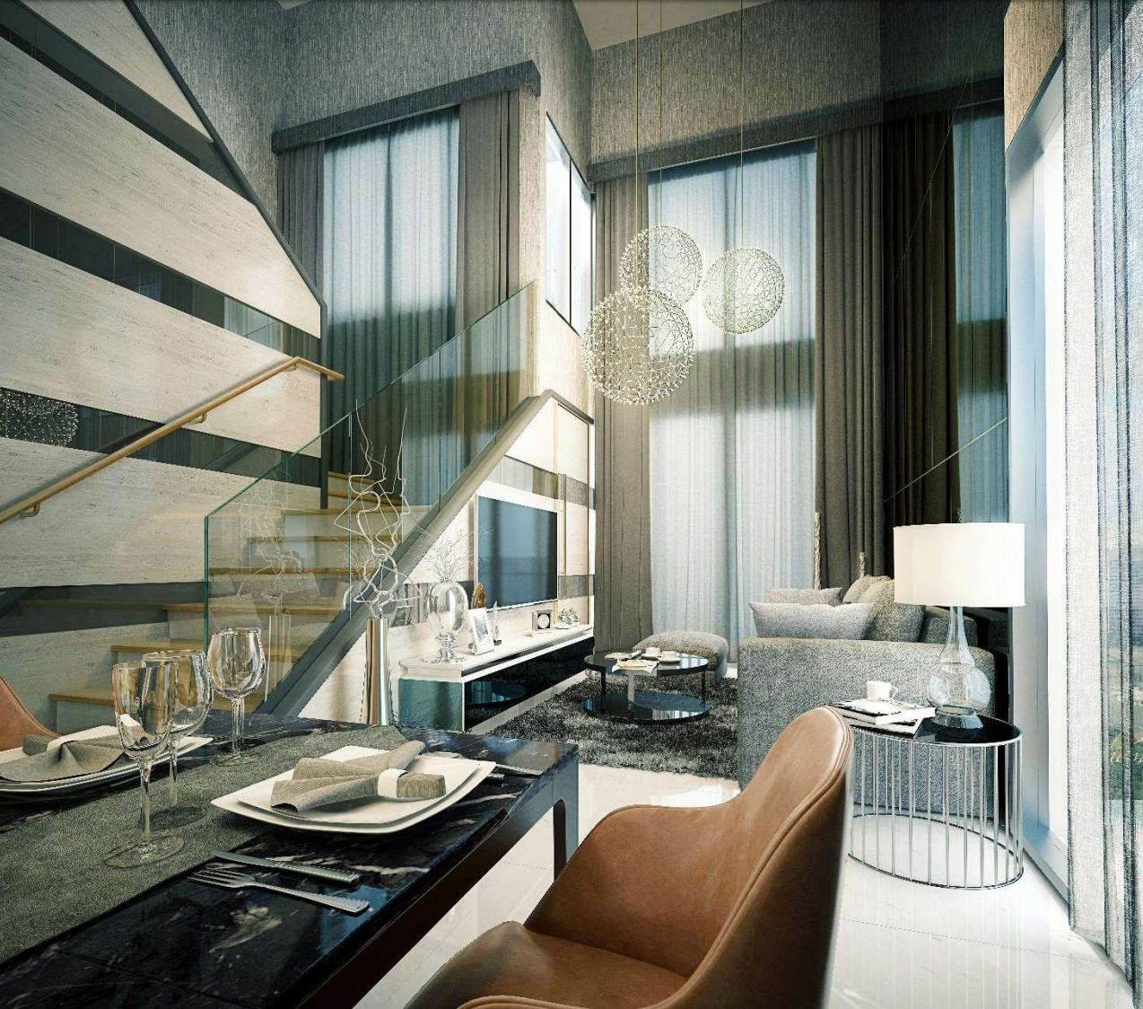 The Luxe KL Interior