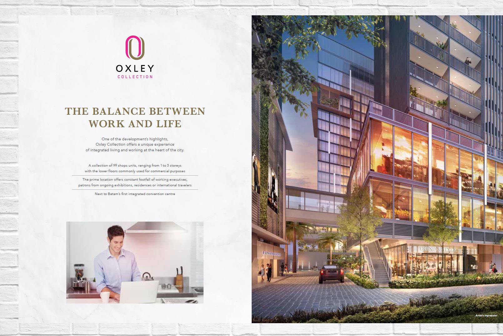 Oxley Convention City Collection