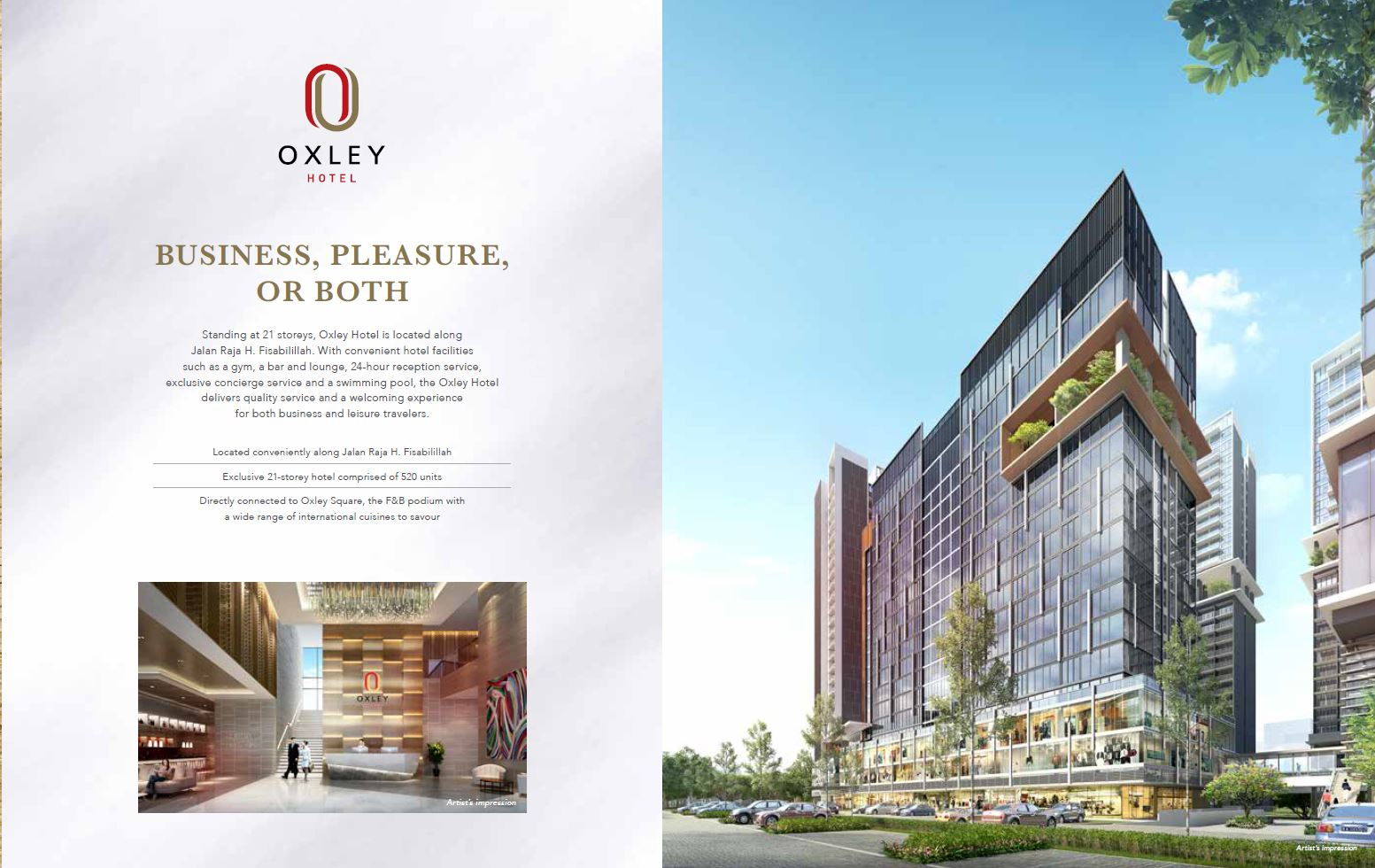 Oxley Convention City Hotel