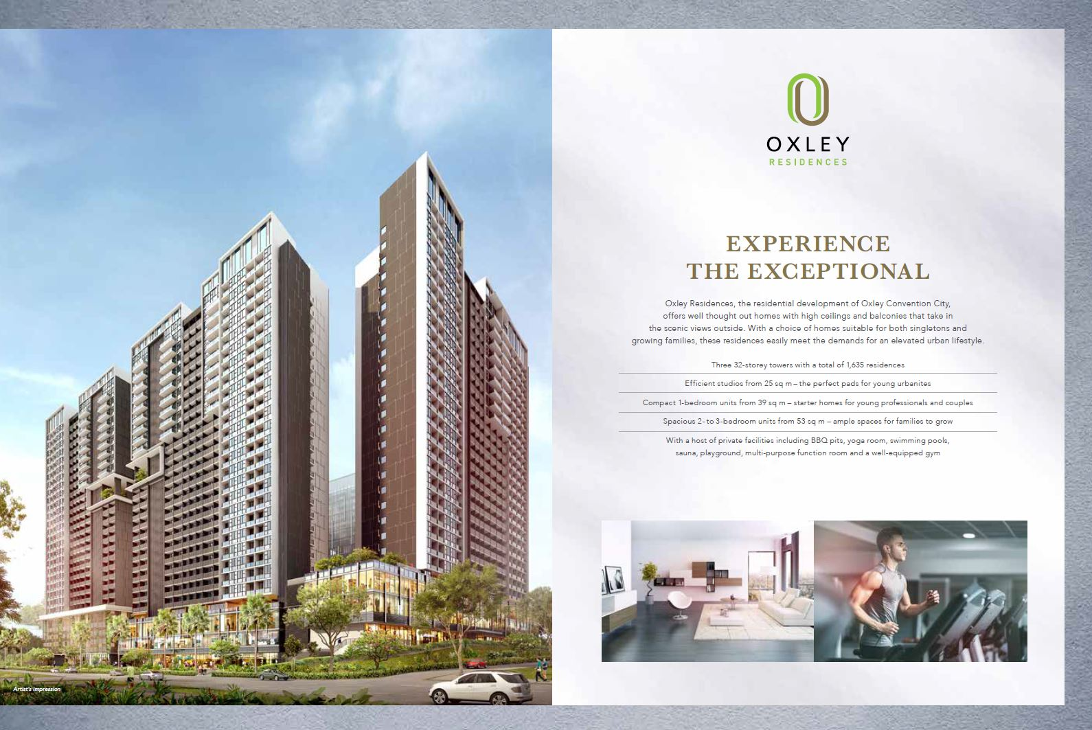 Oxley Convention City Residences