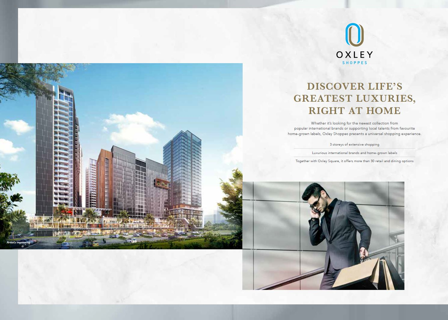 Oxley Convention City Shoppes