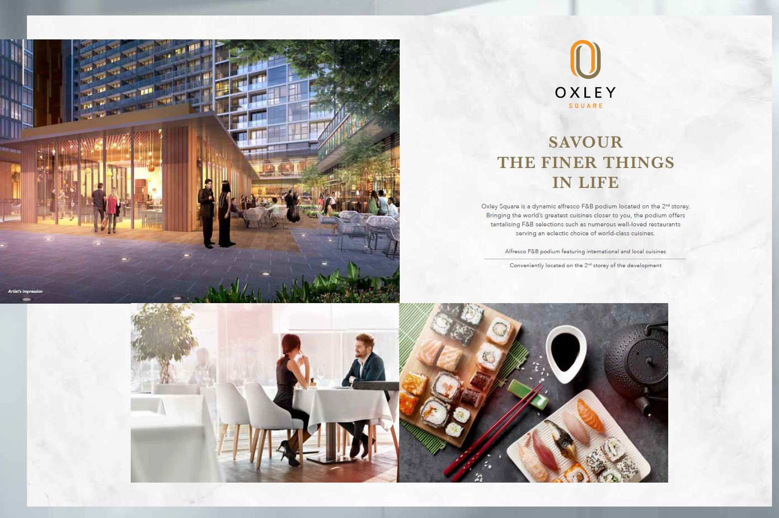 Oxley Convention City Square