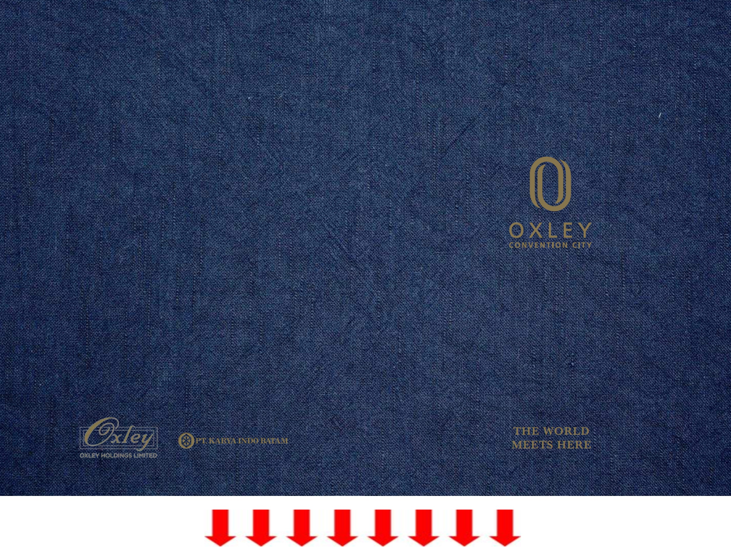Oxley Convention City eBrochure